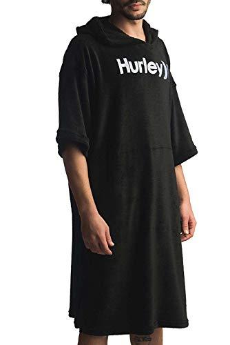 Hurley Herren M ONE&ONLY PONCHO Black, M -