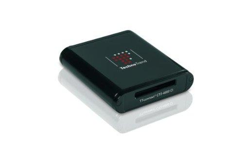 TECHNOTREND TT-connect CT2-4650 CI DVB-C DVB-T und T2 (H264+H265) Empfang mit CI-Schnittstelle