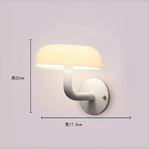 Lámpara De Pared Led GaoHX Ideas Iluminación Minimalista Moderno Salón Comedor Balcón Pasillo,Una Lámpara De Pared