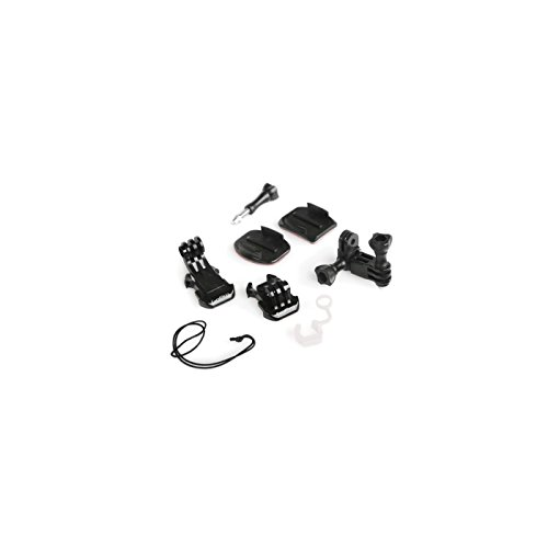 GoPro Grab Bag of Mounts - Set de monturas para Coche
