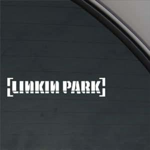 Linkin Park Decal Rock Band Car Truck Window Sticker