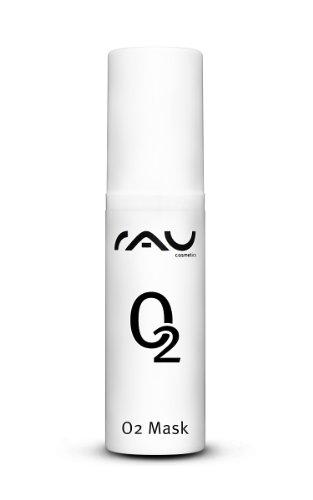 RAU O2 Mask 5 ml - Gesichtsmaske mit Aloe Vera, Arnika und Ginkgo (Ginkgo-maske)