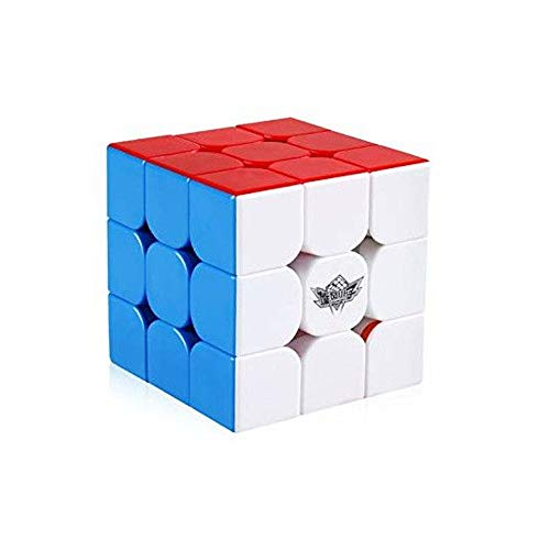 Cyclone Boys Cube speedcube Feijue 3x3x3 M (magnetisch) aufkleberlos (Cyclone Boys 3x3x3)