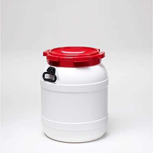Tonnelet 54 litres - fût conteneur en plastique cuve bidon alimentaire