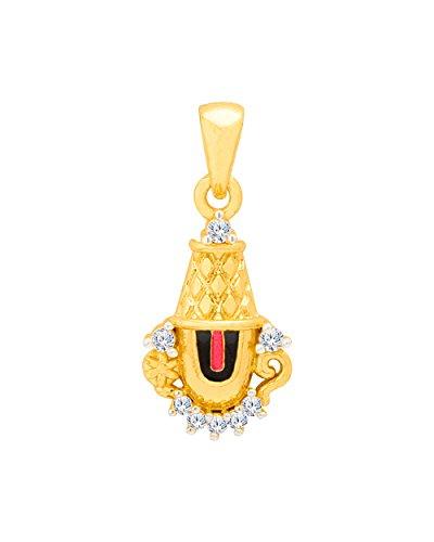Voylla Spiritual Saga Divine Tirupati Balaji Pendant