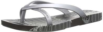 IPANEMA Schuhe - Zehentrenner FASHION KIREY FEM - 81194 - black silver (43)