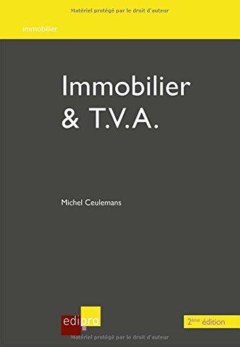 Immobilier & TVA par Ceulemans Michel