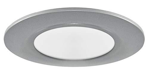 Secom Downlight TURE LED, empotrar Cromo Mate, 70 mm Ø, 4w, 230...