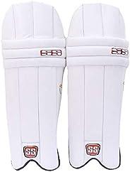 Sareen Sports Cricket Club Wicket Keeping Leg Guard; Multi-color; Wicket Keeping Pads; 10050042-101