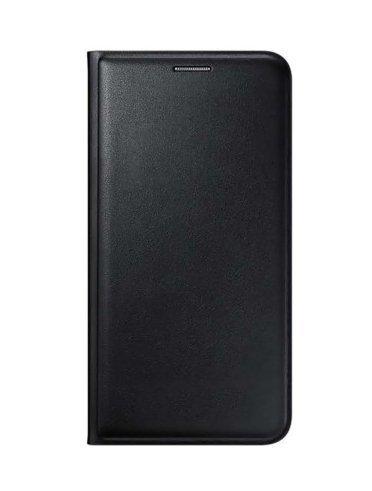 Oppo Neo 7 Leather Flip Case Cover – Black (For Oppo Neo 7)