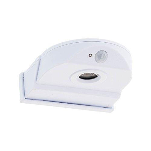 SEBSON® LED Lampe Extérieur avec détecteur de mouvement, batterie, sans fil
