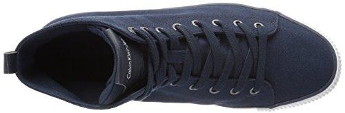 Calvin Klein Jeans Arthur, Sneaker da Uomo Blu (Navy)