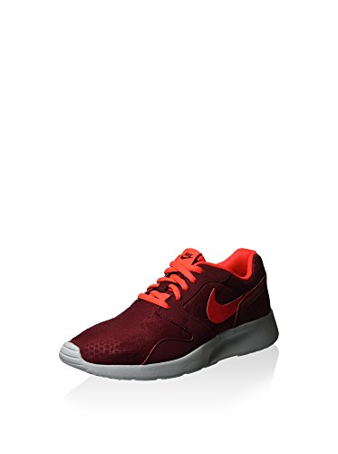 Nike Wmns Kaishi Print, Scarpe sportive, Donna Bordeaux/Corallo