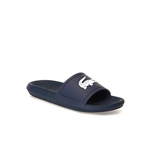 Lacoste Croco Slide 119 3 Cfa, Sneaker Donna, Blu (Navy/White 092), 42 EU