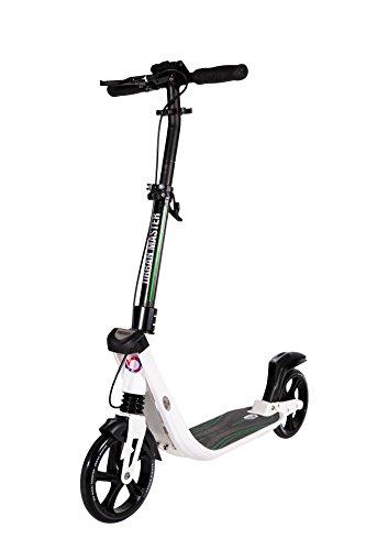 Big Wheel Scooter URBAN Master (Weiss)