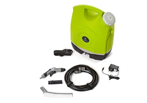 Aqua2go GD73 Hochdruckreiniger mit LI Akku und Wassertank 12 Volt 17 Liter