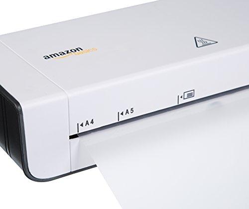 Zoom IMG-1 amazonbasics plastificatrice a caldo