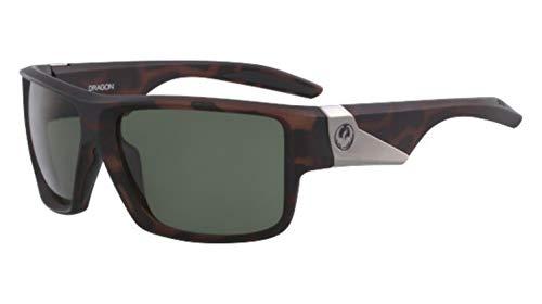 Drachen Sonnenbrille Matte Schildkröte G15 Grün DEADLOCK 38355-246
