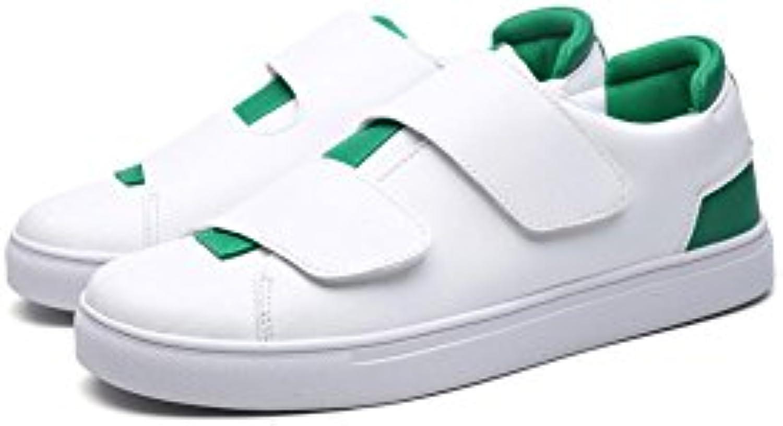 XUEQIN Herren Leder Wide Fit Schuhe (Farbe : 2  größe : EU39/UK6.5/CN40)