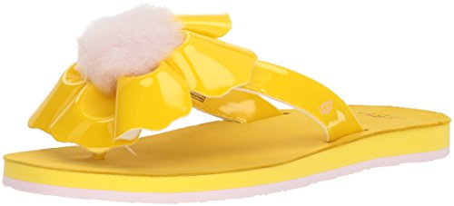 Poppy lemon yellow Größe: 39/US8 Farbe: lemon yellow - Gelb Ugg