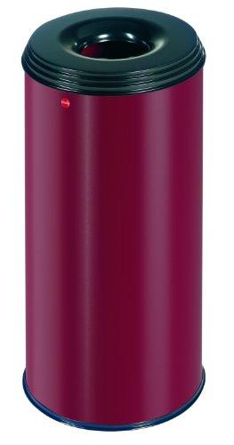 hailo-flame-extinguishing-wastepaper-basket-profiline-safe-50l-red