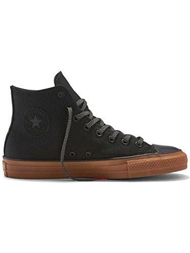 Converse - Chaussures Skateshoes Homme Converce Pro Shield Canvas Hi - Taille:one Size Noir Noir
