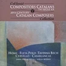 20th Century Catalan Composers Vol.6