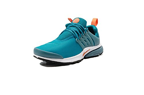 NIKE Air Presto Essential Baskets Trainer 848187 Bleu/orange