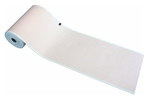 EKG-Thermopapierrolle zu Nihon Kohden RQS145-6A-300 (145mm x 60m)
