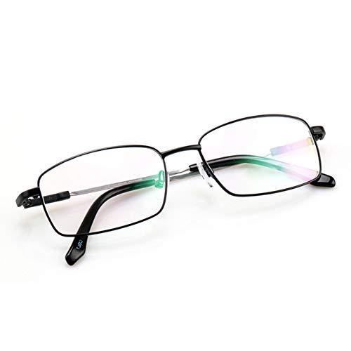 Anti-Blaue Lesebrille, Farbwechselnde Sonnenbrillen Sind In der NäHe Von Anti-Strahlen- Und Anti-ErmüDungsbrillen Mit Doppeltem Verwendungszweck, Tragbare Optische Lesebrille FüR MäNner Und Frauen
