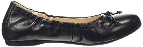 GaborRibera - Ballerine donna Nero (Nero (Black Leather))