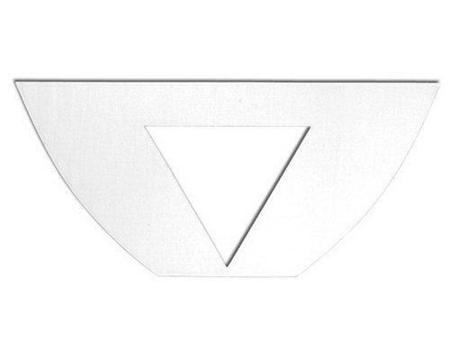 Tecnifibre Squashschläger Schablonenkarte für