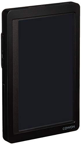 (10,9 cm (4,3 Zoll) LCD-Touchscreen, 480 x 272 Pixel, G-Sensor, TV-Out, Line-In, 32GB interner Speicher, FM-Radio) schwarz ()