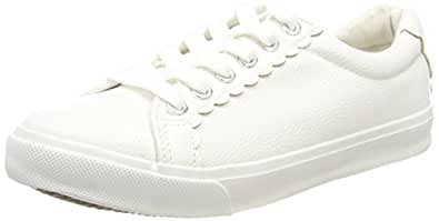 New Look Womens Wide Foot Mallop Trainers White (White 10) 5 UK