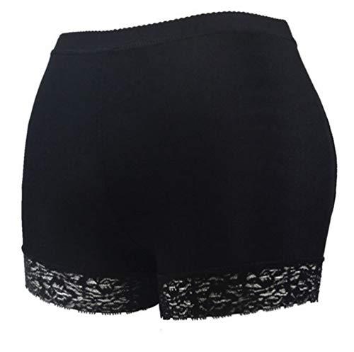 JWANS Frauen Body Shaper Hosen Sexy Boyshort Gefälschte Ass Unterwäsche Push Up Gepolsterte Höschen Gesäß Shaper Butt Lifter Hip...
