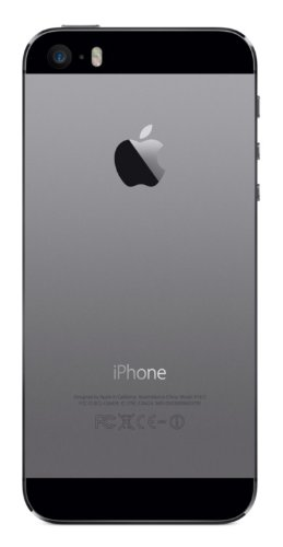 Apple iPhone 5s (Space Grey, 64GB)