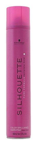 Schwarzkopf Silhouette Color Brillance Hairspray 500
