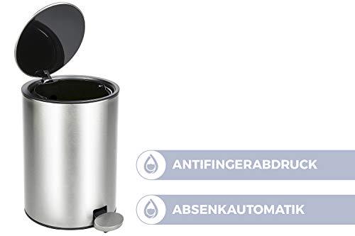Cestini Rifiuti Da Bagno : Cestino bagno bamodi pattumiera cestino spazzatura u2013 secchio