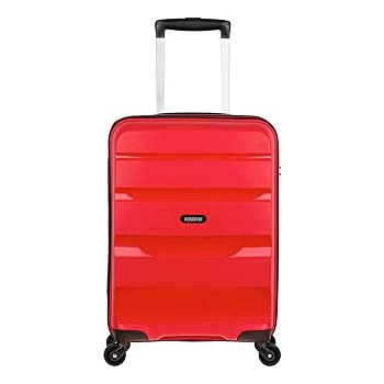 Valise cabine souple American Tourister Joyride 55 cm - 2 roues Flame Red rouge E71TY