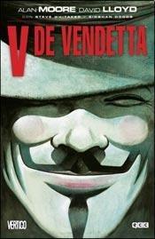 V de Vendetta por ALAN MOOREHEAD