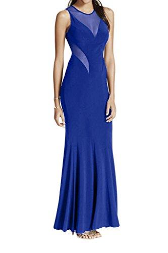 Missdressy - Robe - Crayon - Femme Bleu - Bleu royal
