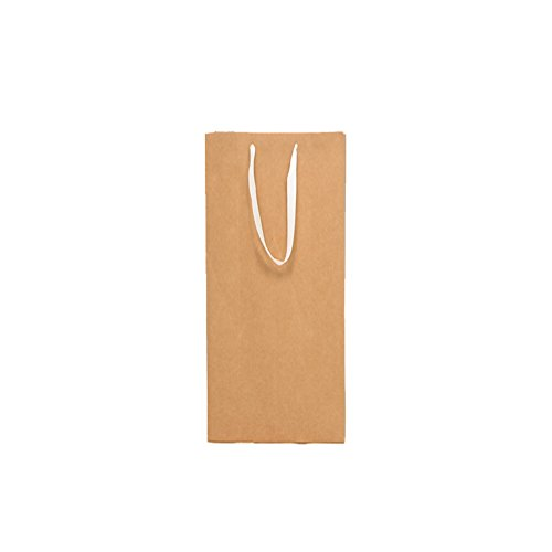 bucketstudio Kleiderbügel Paperbag H+BAG M 5CT (Floral-design-hobo)
