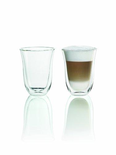 delonghi 5513214611isolierte latte macchiato glas 2er set radio. Black Bedroom Furniture Sets. Home Design Ideas
