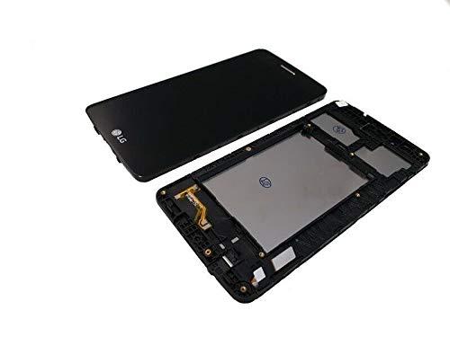 LG K4 2017 M150 M160 Display LCD Touchscreen Frame Original Neu Black Lg Touch-screen Lcd