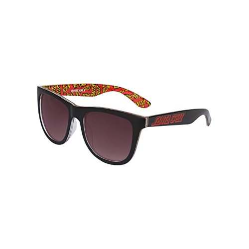 Santa Cruz Sonnenbrillen Multi Classic Dot Schwarz (One Size , Schwarz)