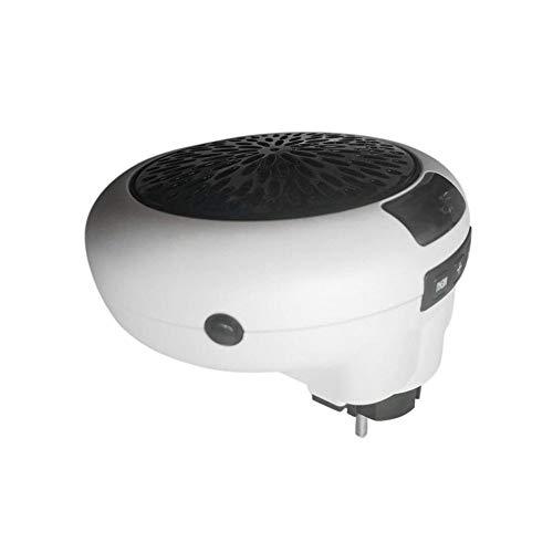 900 w Portátil, enchufe giratorio, calentador de aire caliente, calentador, ventilador eléctrico,...