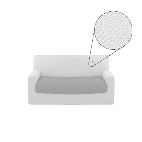 Copristruttura 2 posti copridivano genius biancaluna da 140 a 180 cm r455 bianco