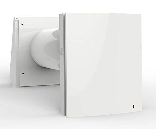 Ideal clima recuperatore puntuale kers 50 - ventilazione meccanica controllata