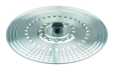 Ibili 714243 - coperchio da padella, in acciaio inox, 36-38-40-42 cm