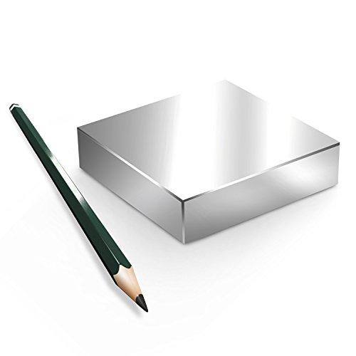 Neodym Magnet Magnete Quader groß ab 30mm von 18KG bis ca. 1000KG Zugkraft N45 N52 vernickelt...